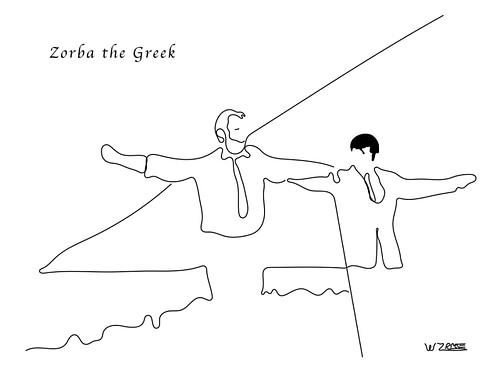 J'irai dormir chez vous. #1 Grèce