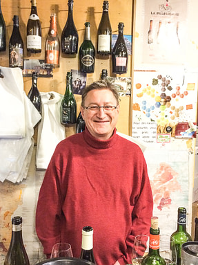 Liste au Père Noël#2# La carte des vins Paris