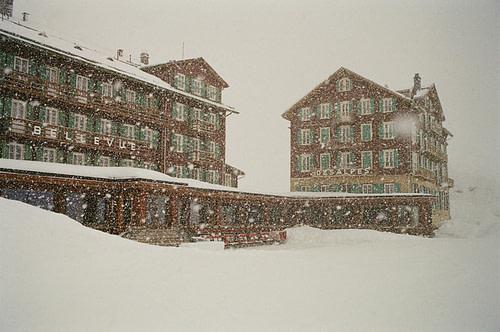 Hors Pistes #2# Hôtel Bellevue des Alpes, Suisse