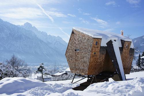 Hors pistes #1# Ufogel, Autriche