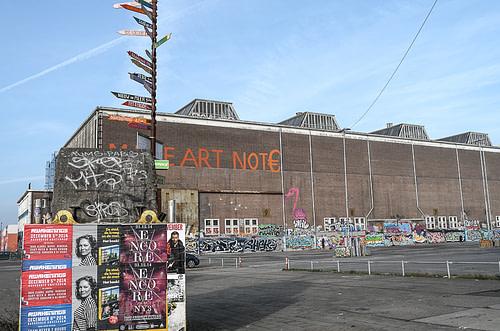 36 hours Amsterdam. Art & Design #1