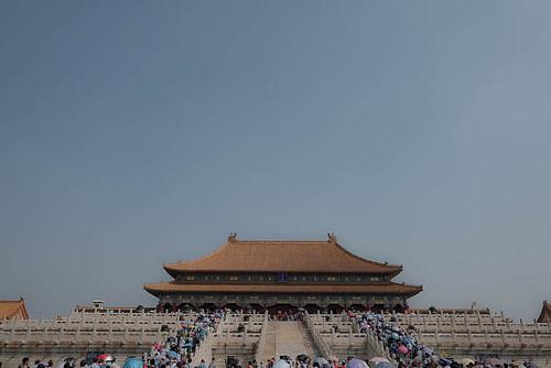 La cité interdite #Pékin #24hours
