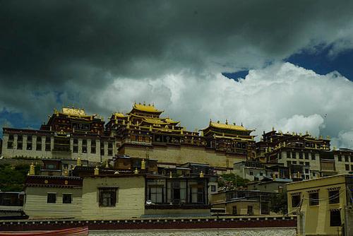 Shangri-la 3350m #Chine #Petit Tibet