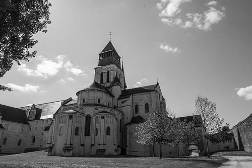 Paris. Echappée Abbaye de Fontevraud #24hours