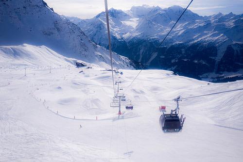 Verbier X-trem, bienvenue en Suisse