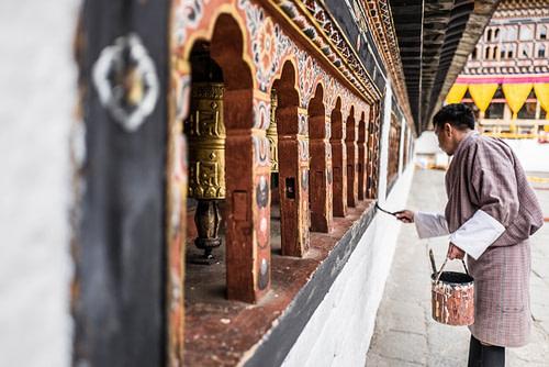 Bhoutan secret #1. Voyage d'une parisienne au royaume du bonheur