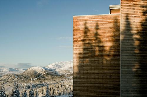 Premières neiges#3#Suède #Copperhill Mountain Lodge